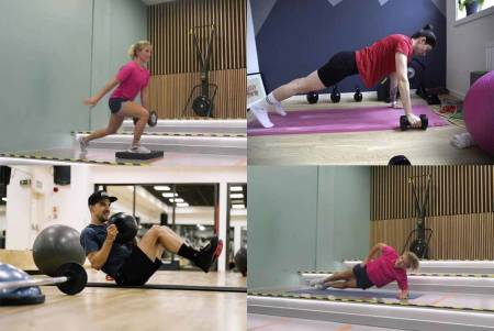 tips styrketrening sykling