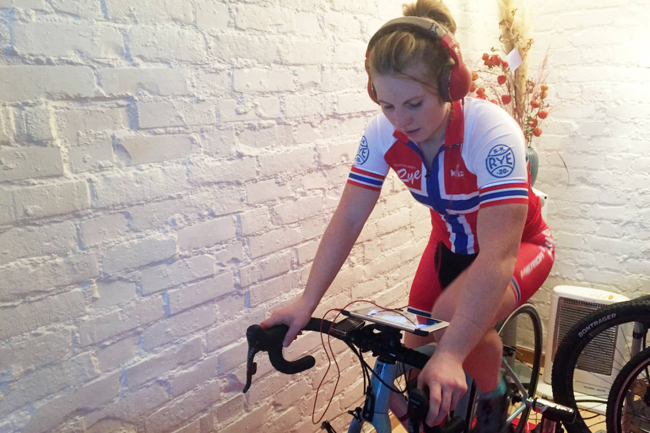 treningstips rulle sykkeltrening