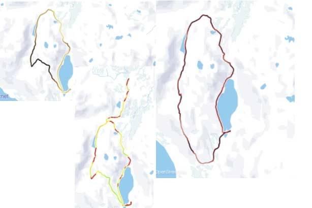 strava speedmap powermap heartratemap