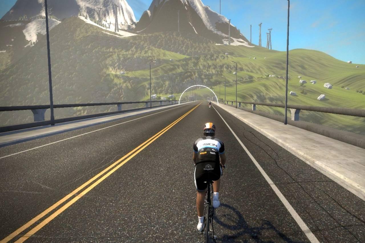 treningstips zwift rulle sykkel