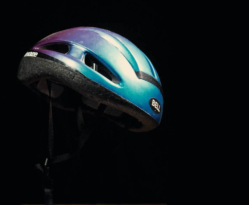Bell Image hjelm