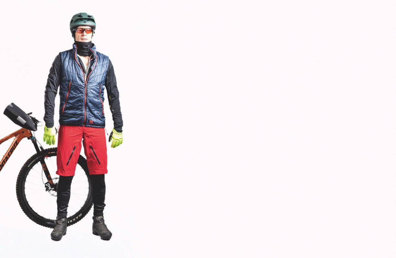 Vintersykling terrengsykkel stisykling gravel mtb mountain bike vintersykling