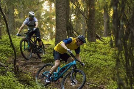 best i test terrengsykkel endurosykkel