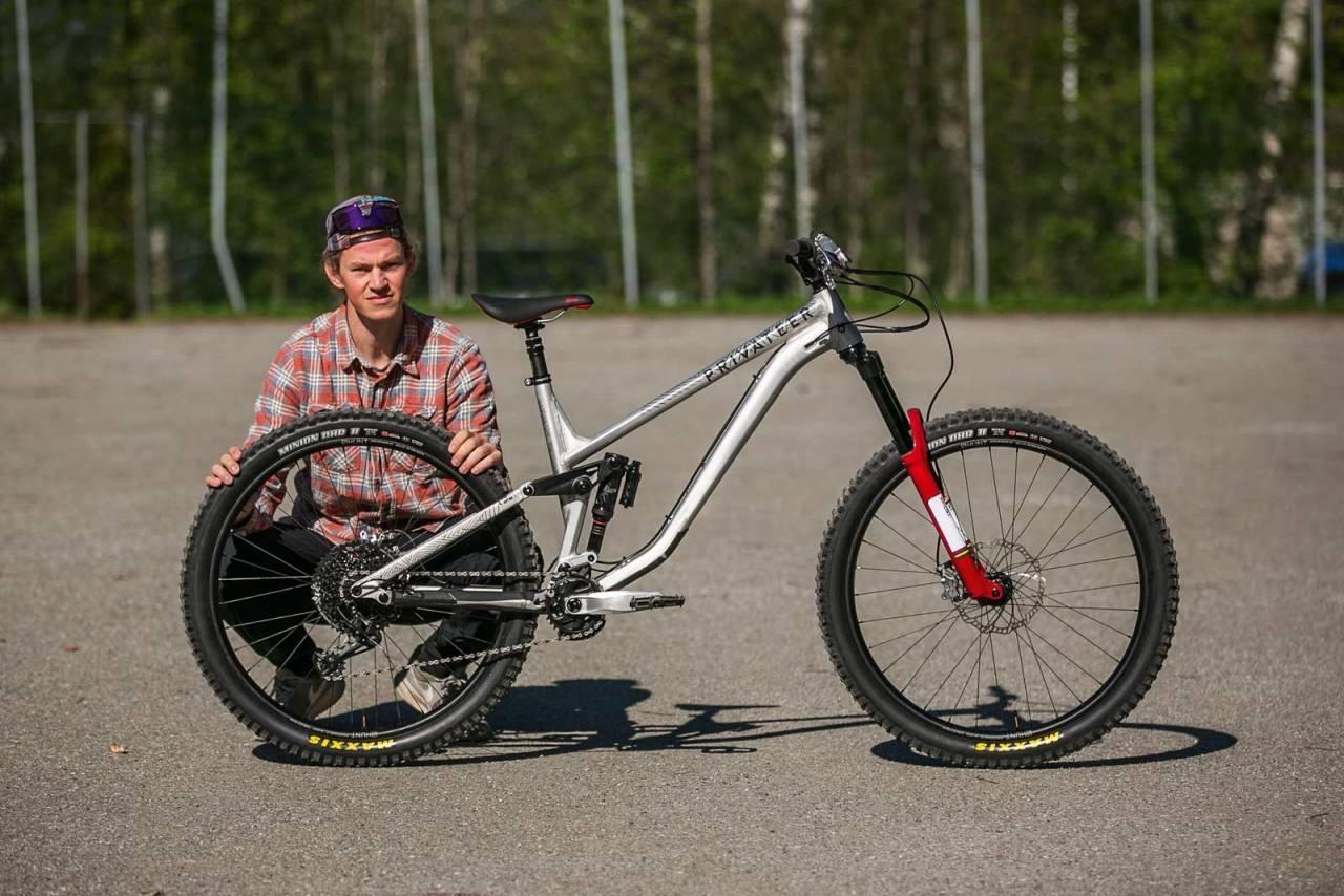 privateer endurosykkel norge