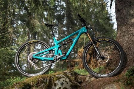 ola landmark sykkel yeti SB 150