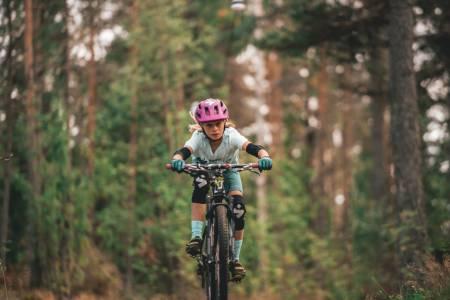 beskyttelse sykling barn sweet terrengsykling