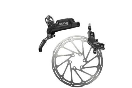 hydraulisk mekanisk skivebrems sykkel