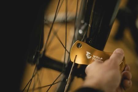 bøyd bremseskive sykkel terrengsykkel