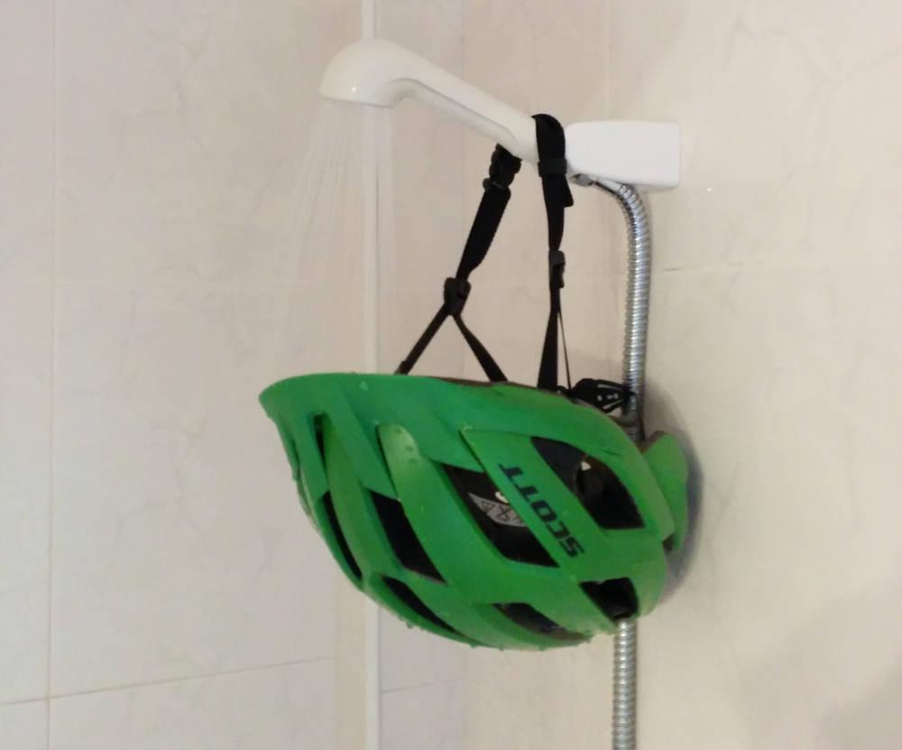 vaske sykkelhjelm tips