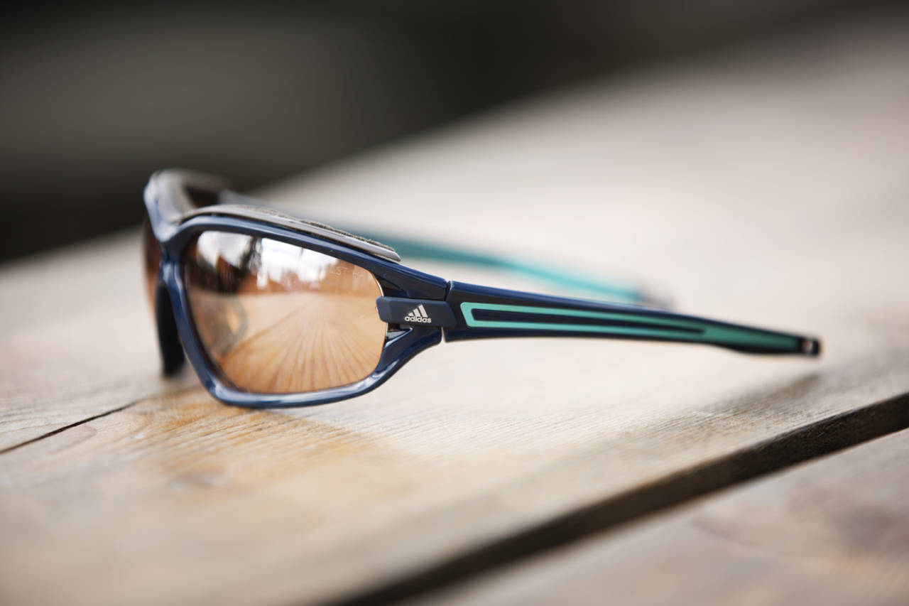 test adidas sykkelbriller