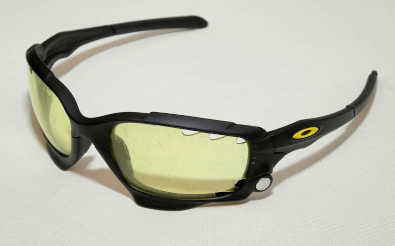 test sykkelbriller oakley