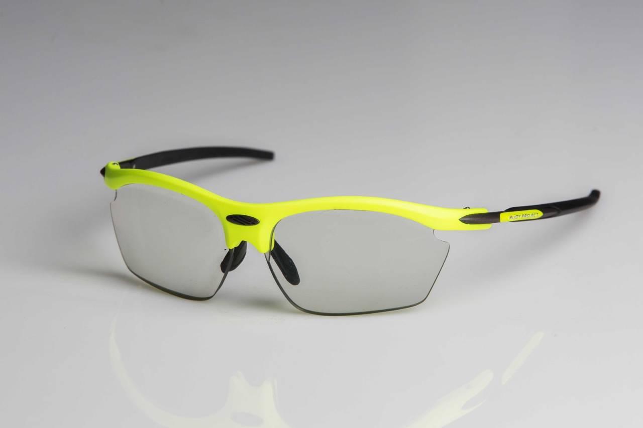 test sykkelbriller styrke styrkeglass rudy project rydon