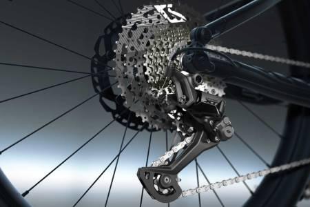 shimano linkglide gir sykkel deore xt sykkelgir