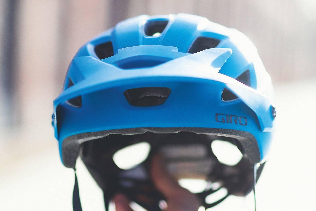 test av giro chronicle sykkelhjelm