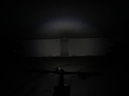 IKKE STERKEST: Blackburn Dayblazer mangler litt på lysstyrke i forhold til de sterkeste her.