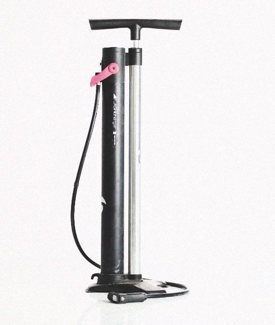 sykkelpumpe test bontrager flash charger