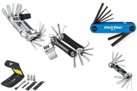 sykkelverktøy miniverktøy multiverktøy