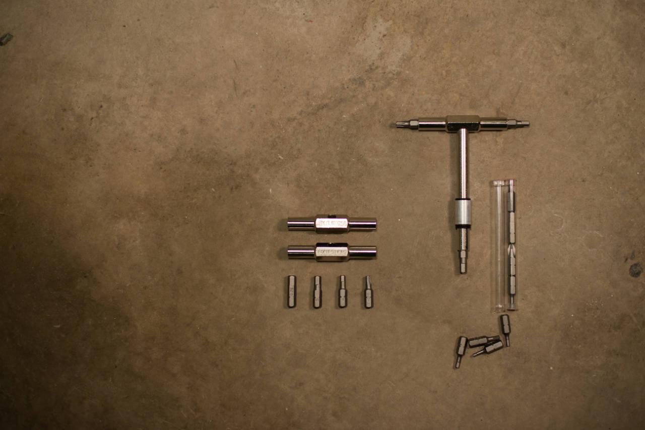 test fixit sticks sykkelverktøy miniverktøy multiverktøy