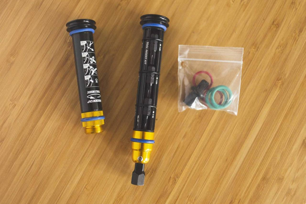 test av lezyne dual insert tubeless kit