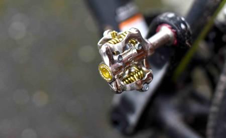 LEKREST PÅ MARKEDET: Ritcheys topp-pedaler er som smykker å regne, men funger de like bra som de ser ut?
