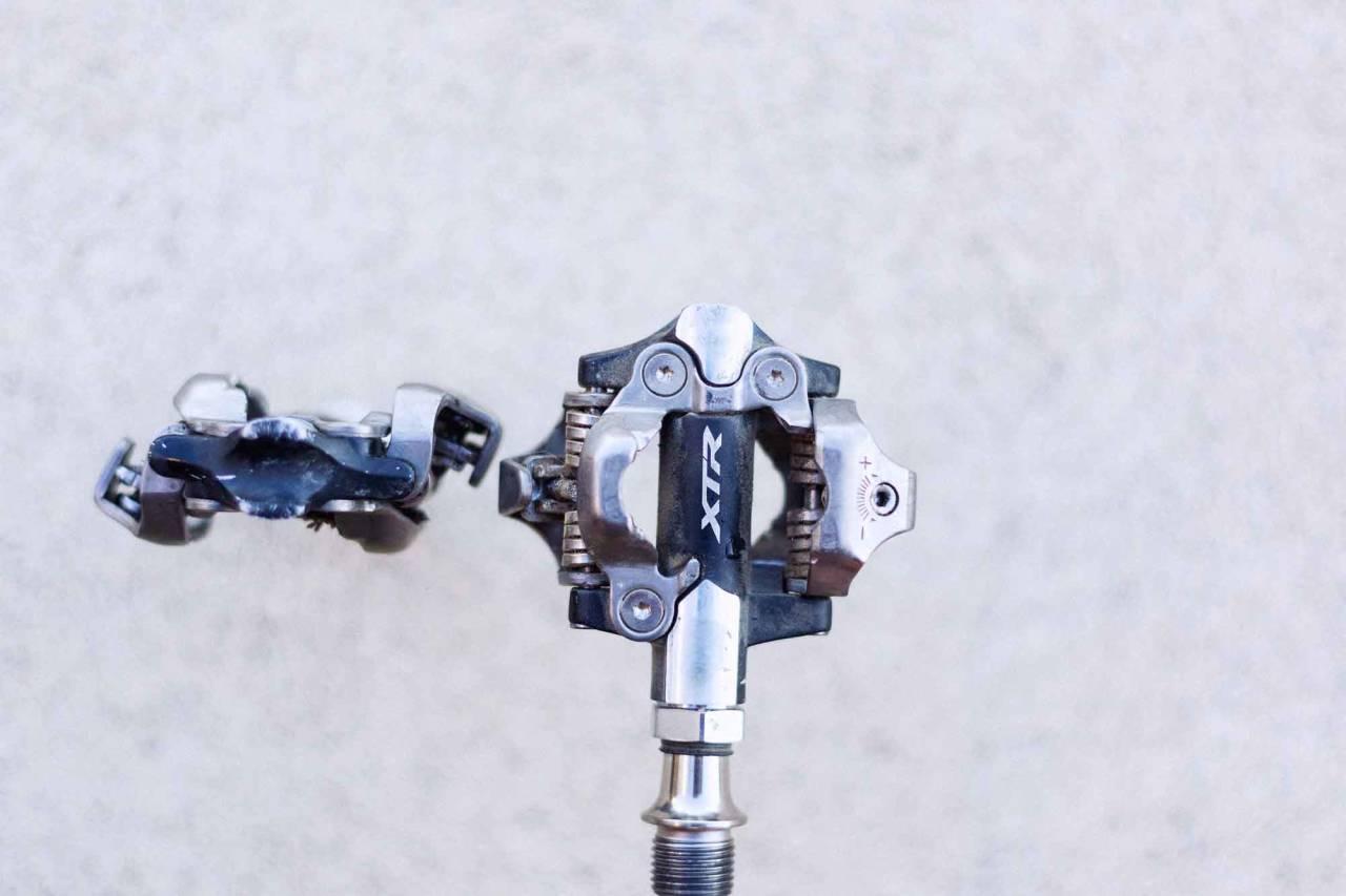 FORTSATT BEST: Shimano fant opp klikkpedalen til terrengsykling. De er fortsatt ledende på området.