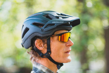 test av specialized sykkelhjelm