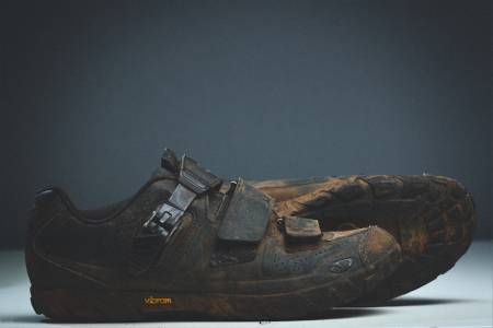KLASSISK: Giro Terraduro minner mye om sko som er tiltenkt rittbruk, men har et bredere bruksområde med mer solid såle og bedre støtte.