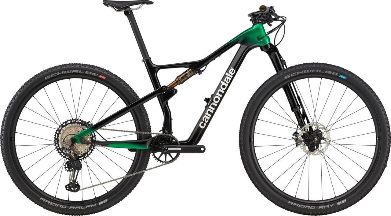 Cannondale scalpel 2020 rittsykkel rittfulldemper