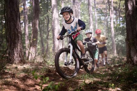 barnesykkel terrengsykkel fulldemper