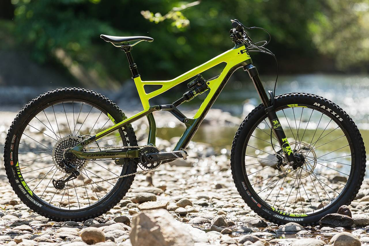 test cannondale jekyll