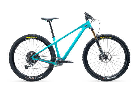 yeti arc hardtail