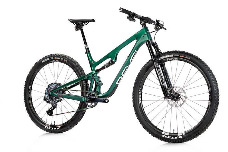 Revel Range komplett sykkel Grønn