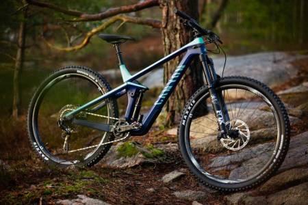 test canyon terrengsykkel stisykkel endurosykkel elsykkel