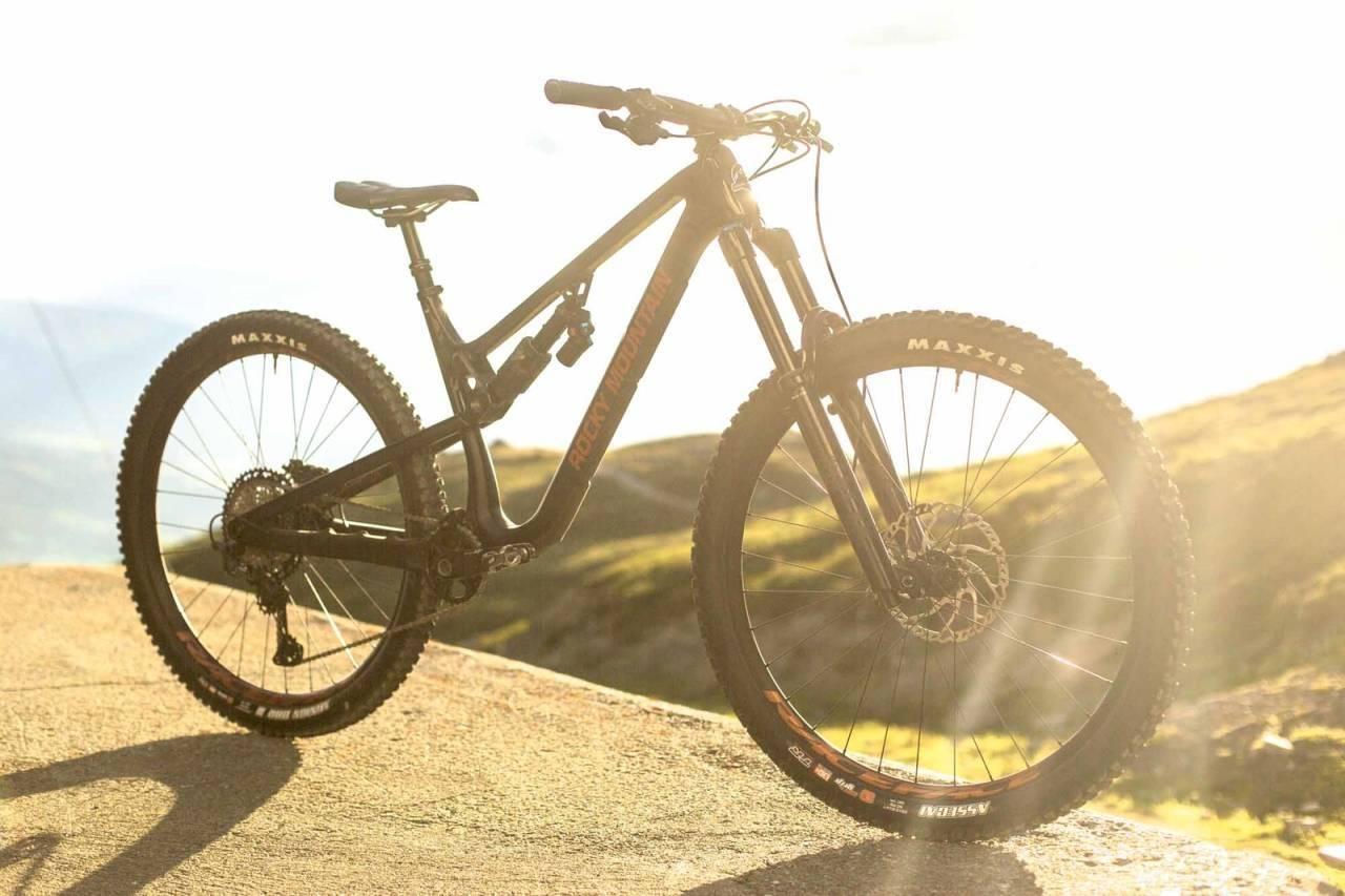 test rocky mountain stisykkel terrengsykkel elsykkel endurosykkel
