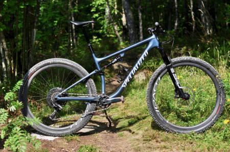test specialized elsykkel stisykkel terrengsykkel