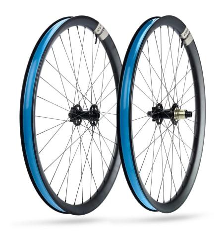 BREIALE: Breie hjul er bedre for terrengsykling. Det er nesten rart vi ikke har fått det før. Ibis sine nye hjul 741 og 941 har 41mm breie felger.