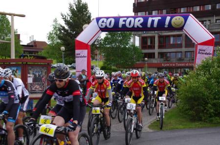 ØSTERDALEN RUNDT: Start og mål blir i år på Tynset. (foto: arrangør)