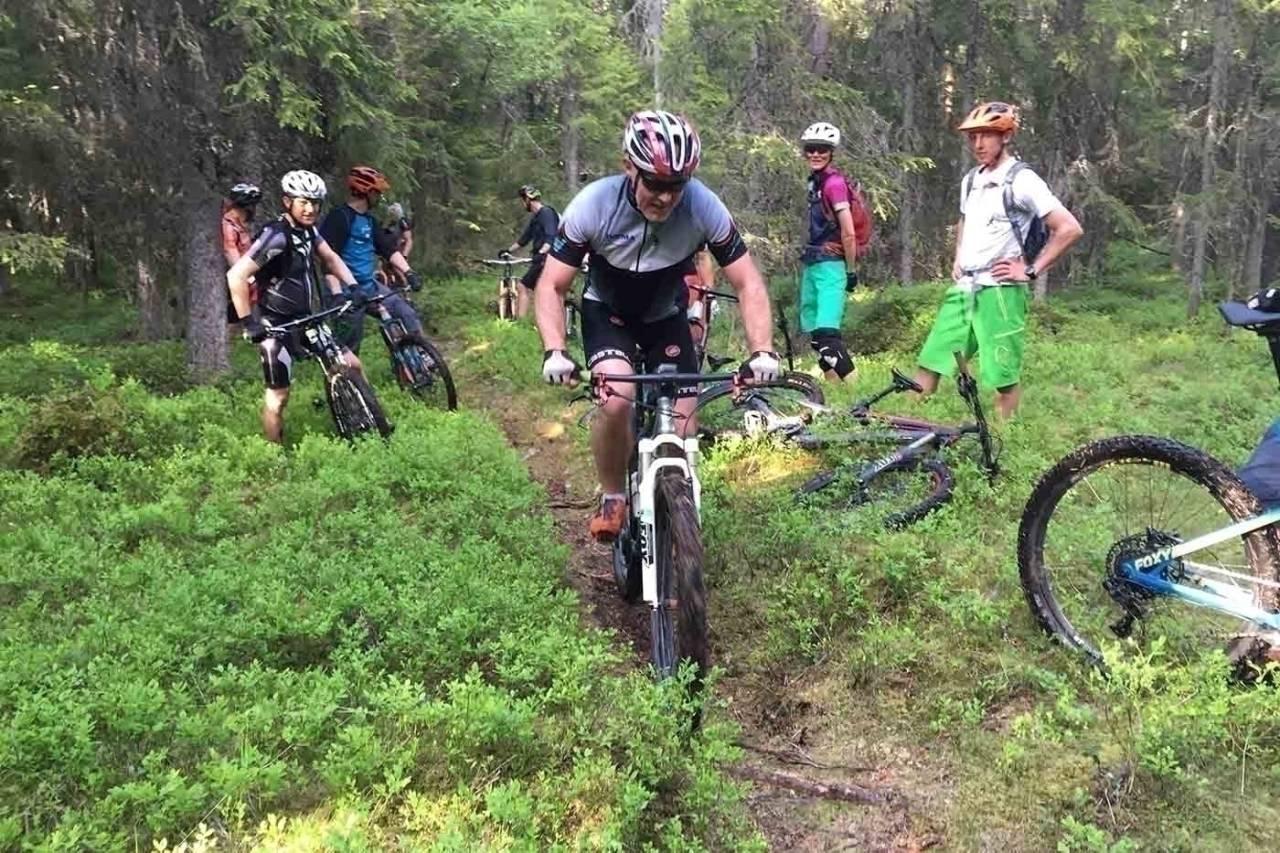 NOTS Lillehammer og Omegns aller første arrangment ble en knallsuksess. Foto: Asgeir Linberg
