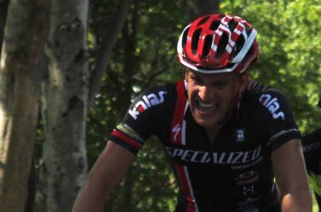 Matthias Wengelin vant Grenserittet for tredje år på rad. Foto: Ingeborg Scheve