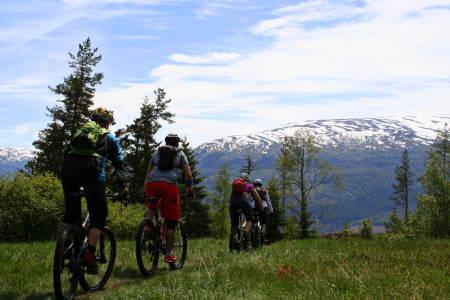 Ekstremsportveko fyller 20 år og feirer med enda større sykkelmeny på årets festival. Foto: Tommy Aslaksen