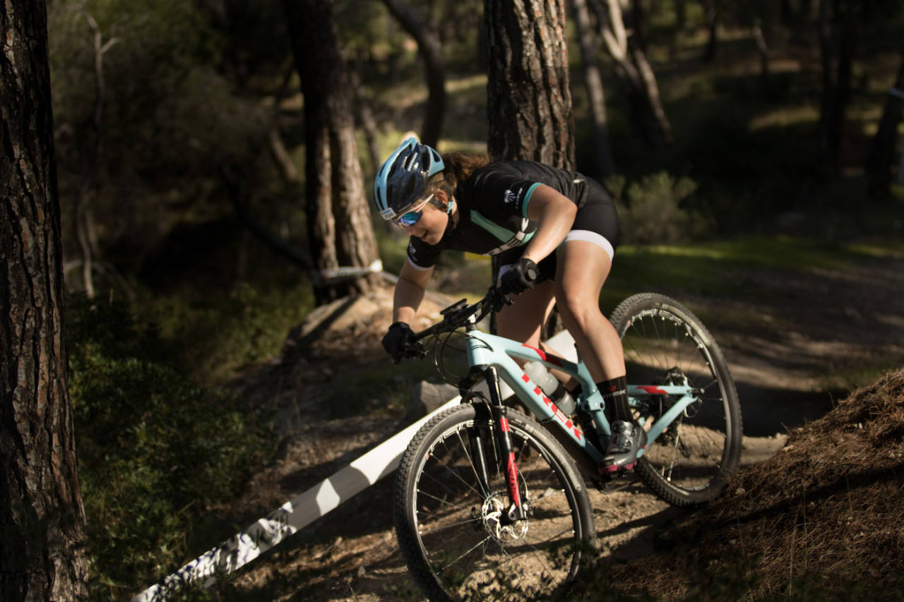 Elisabeth Sveum går inn i 2018-sesongen med det nye UCI-laget Trek Topro. Foto: Bengt Ove Sannes