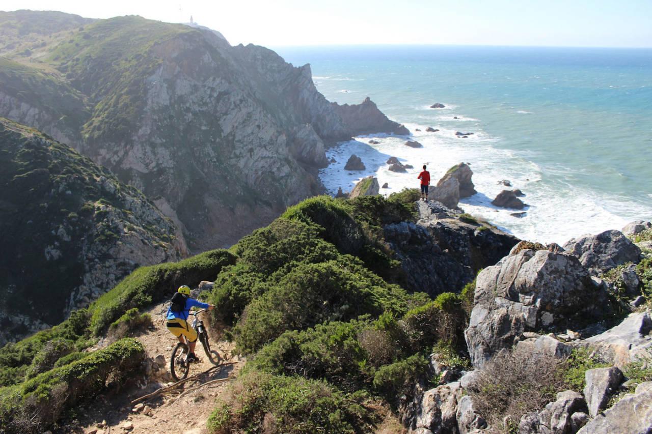Terrengsykkel lanserer lesertur til Portugal i januar, en sjanse til å bytte ut slaps og kulde med bedre temperaturer i seks dager. Foto: Arrangøren