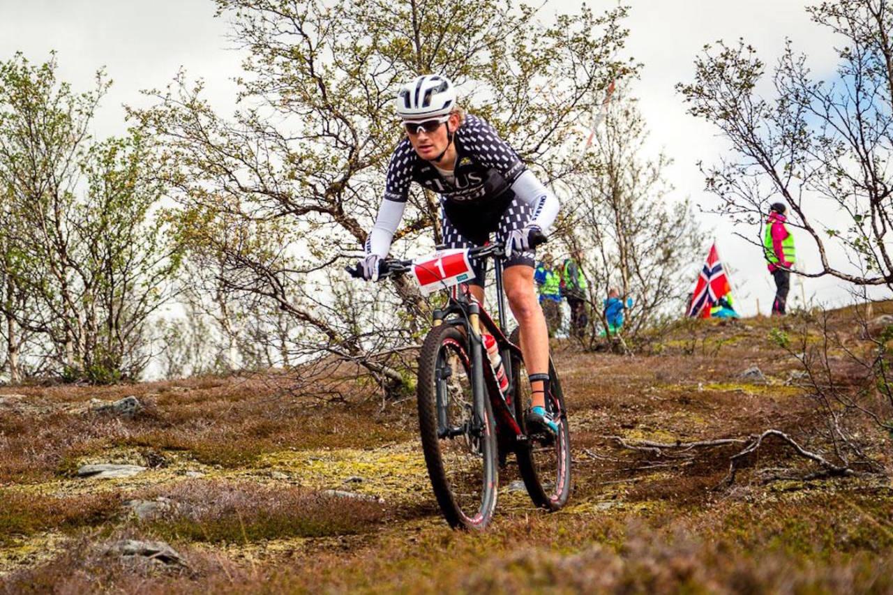 """Søren Nissen forsvarte fjorårsseieren i Skaidi Xtreme og vant i utklassingsstil. Foto: Zbigniew """"Ziggi"""" Wantuch / Reklamehuset Nord"""