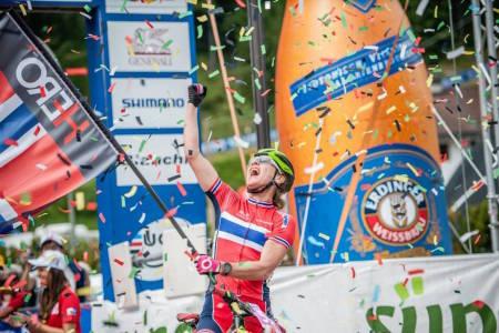 Ønsker seg VM-stemning på Kvamsfjellet - Furusjøen Rundt har søkt om verdenscup i 2017 og jobber med VM-søknad for maraton 2019. Foto: Furusjøen Rundt rittet