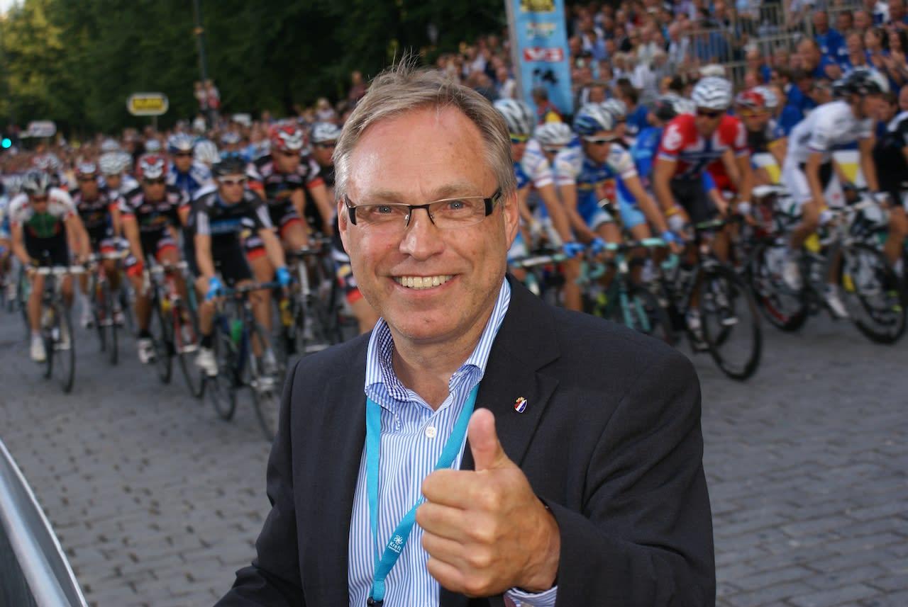 FØLSOMT: Det ble kanskje mer følsomt enn forventet, at Elisabeth Sveum ikke ble sendt til OL i London. Man må gå gradene. OL er ikke et sted å lære, dit reiser man for å prestere, sier president i Norges Cykleforbund, Harald Tiedemann Hansen.