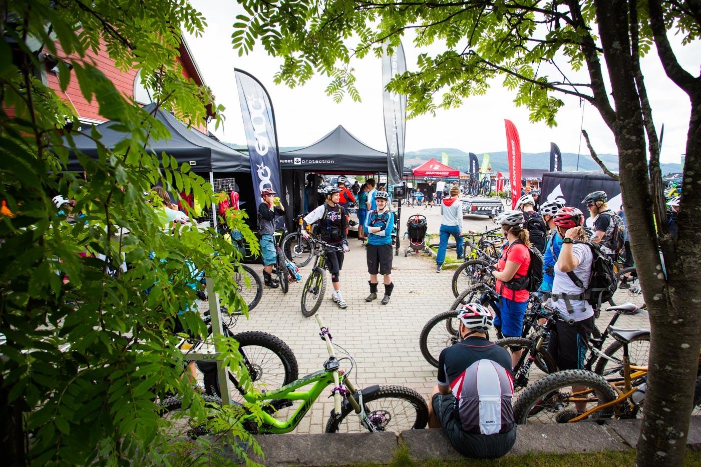 Sesongens sykkelfestivaler
