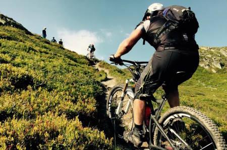 NOTS Lillehammer og Omegn vil representere terrengsyklistene på en god måte, og bidra til samarbeid mellom brukergruppene. Foto: Asgeir Linberg