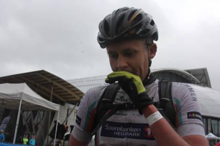 Christian Sørlie vant Fredagsbirken. Foto: Ingeborg Scheve