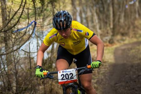 Ingrid Sofie Bøe Jacobsen er spent på EM og spesielt på sprintformen. Fredagens EM-sprint blir hennes første sprintkonkurranse for sesongen. Foto: Snorre Veggan