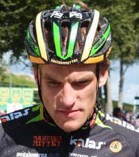 BEST:Svenske Matthias Wengelin var raskest i årets Grenseritt og vant på tiden 2:25:32. Foto: Grenserittet